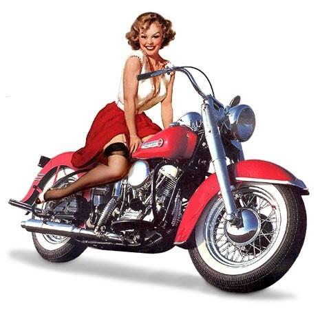 Joyeux Anniversaire Moto Femme.Femme A Moto