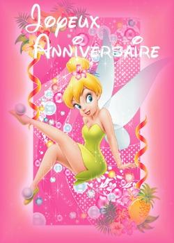 Carte Anniversaire Animée Petite Fille Wizzyloremaria Blog