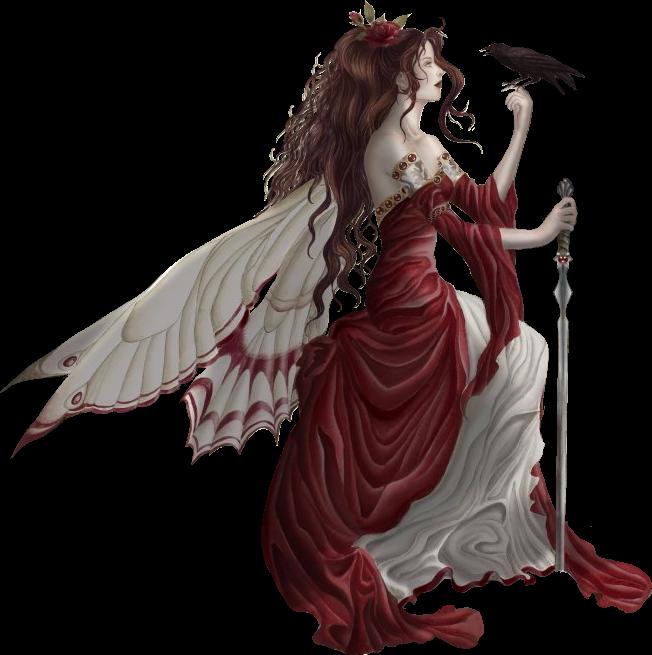 les fées,anges,elfs